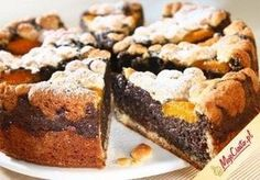 Przepis na Placek makowy Polish Holidays, Polish Desserts, Poppy Seed Cake, Food Cakes, Bake Sale, Holiday Recipes, Oreo, Cake Recipes, Biscuits