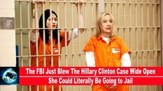 The FBI just blew the Hillary Clinton case wide open she could literally be going to jail. FBI just dropped could put her in the category of bonafide traitor.