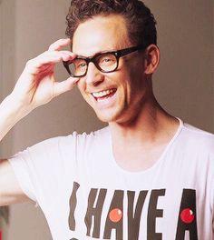 The Tom Hiddleston Effect — lokishield: Tom Hiddleston for Comic Relief's...