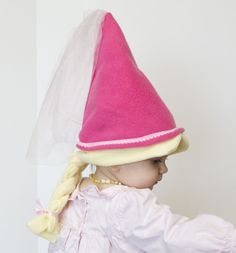 Sew Can Do: A Little Princess Hairdo Hat