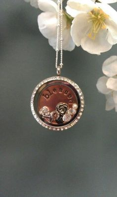 The is so delicate! Origami Owl!