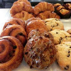 #racksonracksonracks! All #HalfOff #pastries You got untilll 3pm #hoboken #jerseycity #coffeeshop