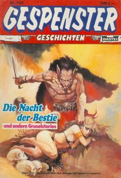 Cover for Gespenster Geschichten (Bastei Verlag, 1974 series) #705