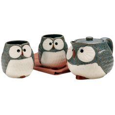 Kotobuki Owl Tea Set : Best Sellers