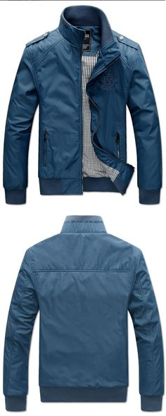 Sharp Men's Casual Jacket