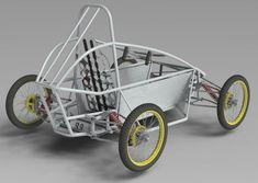 Gravity Racer by Nathan Parkin at Coroflot.com