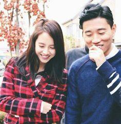 Mongji gary monday couple