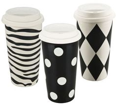 Embossed Double Wall Ceramic Mugs with Silicone Lid 17oz - set of 3 by Evergreen Enterprises, Inc, http://www.amazon.com/dp/B008MMWLKA/ref=cm_sw_r_pi_dp_.sXwqb0GQTSZG