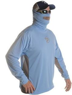 Breathe Like A Fish Men s Long Sleeve Camo With Mesh And Mask 90b3885a02dd
