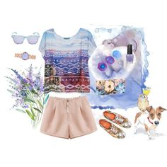 """Watercolor"" by yoyomelody on Polyvore"