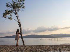 Tranquil Sunset Beach: Chidiya Tapu in Andaman