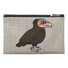 Lesser Yellow-headed Vulture Accessory Bag