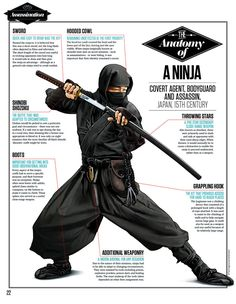 Japan Has a Shortage of Ninjas and New Recruits Lack The Skills Needed To be One — GeekTyrant