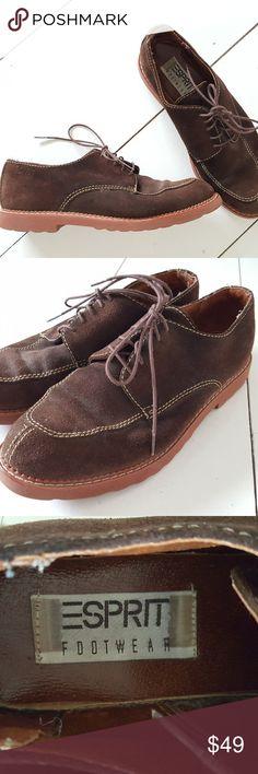 I just added this listing on Poshmark: Vintage 90s ESPRIT Leather Loafers Size 10. #shopmycloset #poshmark #fashion #shopping #style #forsale #ESPRIT #Shoes
