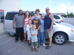 Saturday August 4, James and his family from Middlesex NC are jumping out of an older Grand Caravan into this 2011 Dodge Grand Caravan. Thank you James for being a loyal Dodge owner and for your business. Their salesman is Tony Oxendine