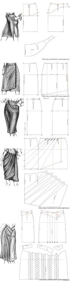 Юбки и брюки))))