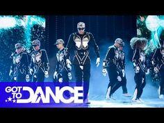 Diversity | Semi-Final Performance | Got To Dance 4 - YouTube
