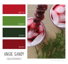 Color Crush 11.23.2013 #christmascolors #colorpalette