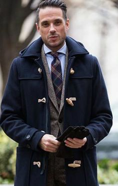 Men's Style Guide: How to Wear a Coat over a Suit