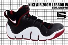 Visit the post for more. Nike Basketball Shoes, Nike Shoes, Sneakers Nike, Foot Games, Sneaker Art, Shoes 2017, Air Zoom, Black White Red, Lebron James