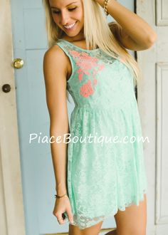 Piace Boutique - Little Mermaid Dress, $49.99 (http://www.piaceboutique.com/little-mermaid-dress/)  #piaceboutique