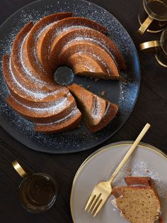 Brown Sugar Coffee Cake