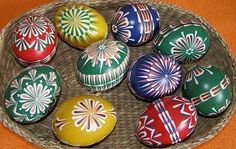 m Egg Decorating, Easter Eggs, Wax, Bunny, European Countries, Czech Republic, Costumes, Patterns, Bottles