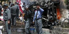 انفجار در نزدیک یک مرکز ثبت نام در بغلان سه نفر کشته و زخمی شدند