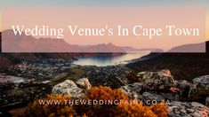Once you have set your wedding budget and decided on the number of guests, its time to jump into finding your perfect wedding venue in Cape Town! To help you choose the perfect venue for your wedding, here are some of my favourite venue selections in and around Cape Town. Wedding Costs, Free Wedding, Budget Wedding, Perfect Wedding, Wedding Blog, Wedding Planner, Cape Town Wedding Venues, Beautiful Farm, Planner Tips