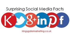 Surprising Social Media Facts (Infographic)   Kingsgate Marketing Recruitment