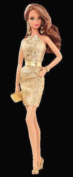 2015 Barbie dolls | 2015 THE BARBIE LOOK REDHEAD RED CARPET BARBIE® Doll PRE ORDER