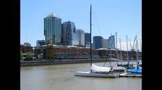 Paseo virtual en secuencia de fotografías del distrito de Puerto Madero en Buenos Aires para Guioteca. Fotografías Walter Raymond PoorManRay productions