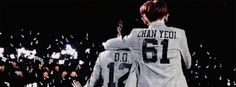 their height difference <3 #chansoo