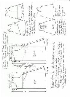 Jardineira com botões para bebês - DIY- marlene mukai - molde infantil Baby Girl Dress Patterns, Baby Clothes Patterns, Kids Patterns, Dress Sewing Patterns, Clothing Patterns, Sewing Kids Clothes, Sewing For Kids, Kids Outfits, Sewing Projects