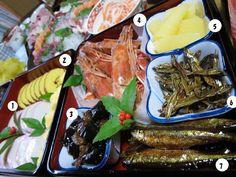7-甘露煮(KANRONI) <sweetened boiled fish>