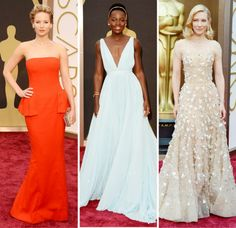 Oscars 2014: Our Take on All of Our Favorite Celebrity Fashion Trends - Vogue Daily - Fashion and Beauty News and Features