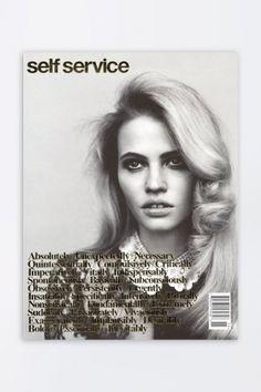 Self Service Cover