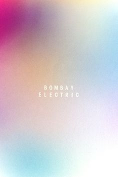 Michael Thorsby: Bombay Electric | NORTH EAST