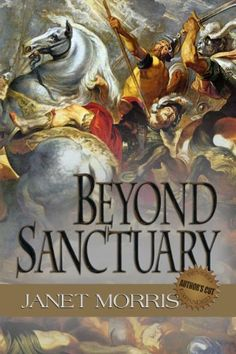 Beyond Sanctuary by Janet Morris, http://www.amazon.com/dp/B00GU0FPDG/ref=cm_sw_r_pi_dp_se4Jsb1AQW19P