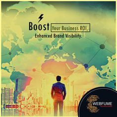 Boost Your Business ROI, Enhanced Brand Visibility. Get Free Website Audit !  Contact at contact@webfume.com / +1 833-386-3333 #GrowYourBusiness #SearchMarketing #SocialMediaMarketing #SocialMedia #InternetMarketing  #BoostTraffic #Business #Funnel #NewYear2018