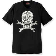 Novara Sugar Skull Bike T-Shirt - Men's Small