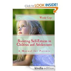A manual for parents. This manual offers parents advice to prevent and alleviate low self-esteem in children and adolescents. It is a manual for adults which shows how to teach children the skills for improving their self-confidence. It creates the grounds for instilling positive strength and building a brightened future for the kids we care for, and love.