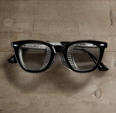 If they have to wear safety glasses these are pretty cool; $29 at Restoration hardware