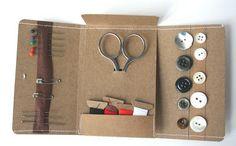 1 post creativo al giorno: #97/365 Sewing kit