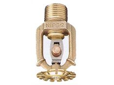 Global Fire Sprinkler Heads Market by Manufacturers, Regions, Type and Application, Forecast to 2021