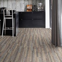 TrafficMASTER Broken Slate Multi-Color 13.2 ft. Wide x Your Choice Length Residential Vinyl Sheet Flooring