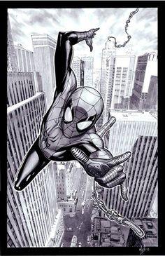 Spider-Man by Jorge Molina *