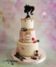 Makeup by Bonboni Cake