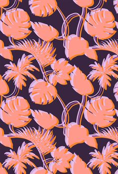 Tropical Prints on Behance
