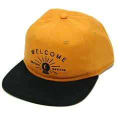 Welcome Skateboards Dark Energy Unstructured Slider Strap-Back Hat:  All stuff shown is in stock with immediate shipping and great service. Email us at info@skateparkoftampa.com anytime for a quick response. Skatepark of Tampa: A crusty little warehouse in Tampa, Florida with the best service and selection in skateboarding since 1993.